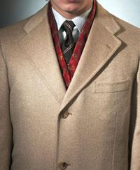 классические мужские фото шарфы