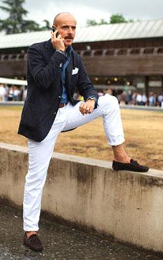 мокасины лучше носить без носков