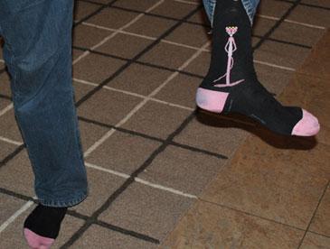 замысловатые носки
