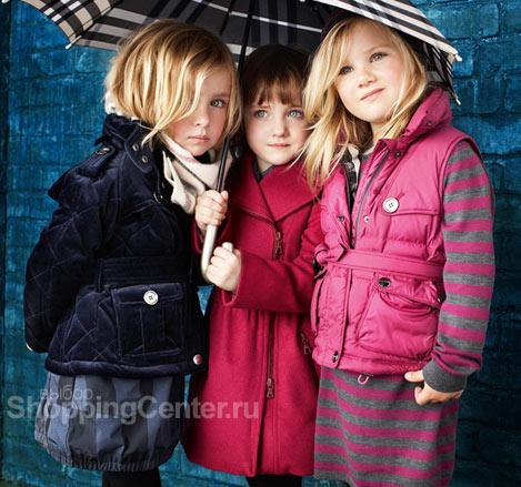 Современная мода для девочек