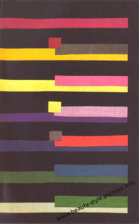 Черный - основной цвет для гардероба зимнего цветотипа