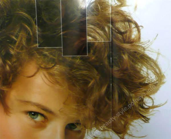 Рекомендуемый цвет волос для цветотипа лето